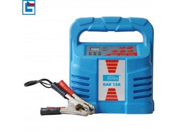 Automatická nabíječka baterií GAB 15 A