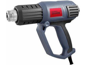 Horkovzdušná pistole HLG 650-2000 LCD