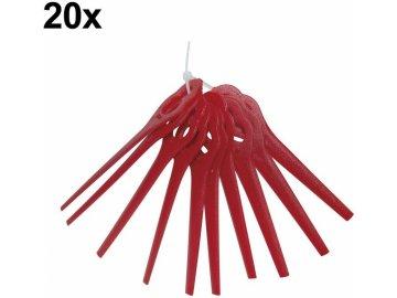 Náhradní nože k RT 250/18 Set 95793