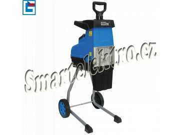 Elektrický drtič větví GH 2801 Silent