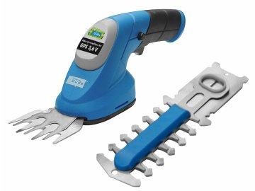 Akumulátorové nůžky na trávu a keře GPS 3.6-1.5