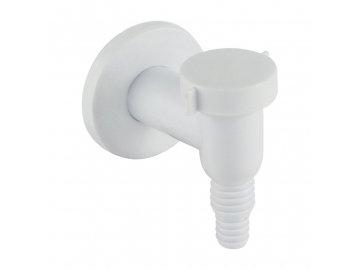 Sifon pračkový APS2 ø 32 mm, bílý plast