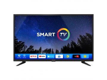 SLE 40FS600TCS SMART TV SENCOR  + ZDARMA kabel HDMI