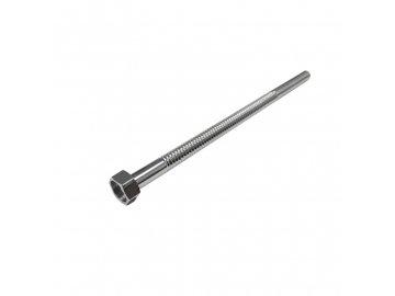"""Trubička pro pisoár 14 mm x 300 mm včetně matice 1/2"""""""