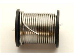 Cín Sn 60Pb40E 1 mm trub. 100g