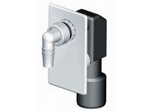 sifon pračky APS4 podomítkový bílý