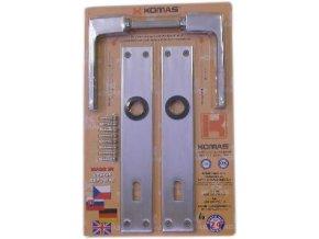 Kování 72 mm-klíč dveřní K415