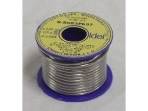 Trubičkový cín 2mm (100g)