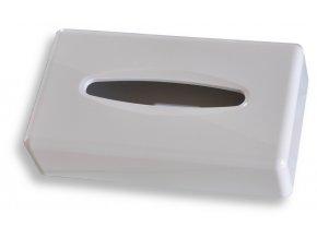 NOVASERVIS Zásobník na papírové kapesníky, bílý 69087,1