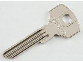 klíč k vložkám Guard řezaný G17,13,30T