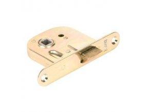 Zámek zadlabávací mezip. 72/60 L bílá, Zn 01-08 HOBES