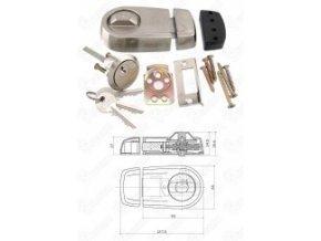Přídavný zámek FAB Y2T s vložkou