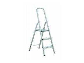 žebřík jednostranný hliníkový / ALW1403