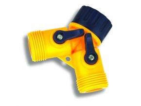Novaservis Rozdvojka plast DY8002