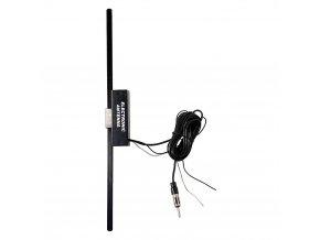 Anténa elektronická nalepovací 12V