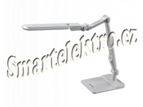 Ecolite Matrix LED stolní lampa se šroubem LBL1207 bílá