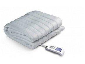 Elektrická dečka dvouzónová s LCD Domo DO 603 ED