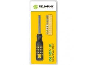 FDS 1007-11R Šroubovák + bity FIELDMANN