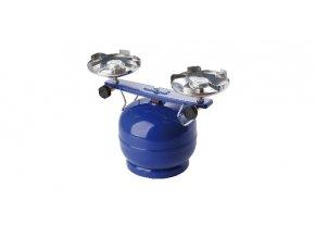 Vařič plynový Meva Picamp 2136 dvouhořákový