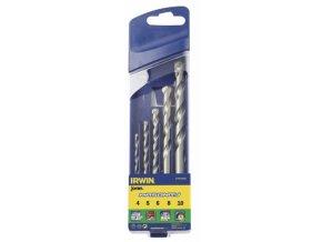 Sada vrtáků stavebních 5 ks Irwin 10501892