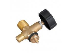 Ventil Meva PB G3/8˝L 2156A