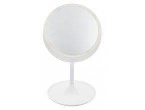 nilsen led stolni lampa se zrcadlem dream dotykova stmivatelna 64w volba teploty svetla bila px033