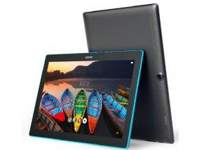 Dotykový tablet Lenovo TAB3 10 (ZA1U0015CZ) černý/modrý
