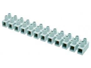 Instalační svorkovnice H-4MM2  bílá 5A