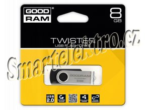 USB FD 8GB TWISTER USB 2.0 GOODRAM