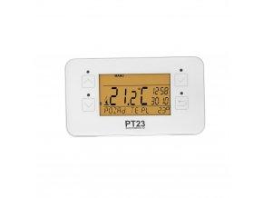 elektrobock termostat prostorovy digitalni s dotykovym ovladanim pt23