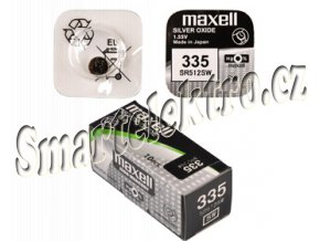 335/SR512SW/V335 1BP Ag MAXELL