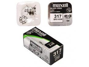 317/SR516SW/V317 1BP Ag MAXELL
