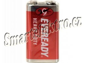 6F22 1S 9V Red Zn ENERGIZER