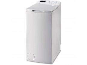 BTW D61053 (EU) PRAČKA VRCH. PL. INDESIT  + okamžitá sleva 700 Kč při objednávce