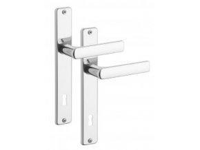 Rostex 804 72F Cr dveřní kování