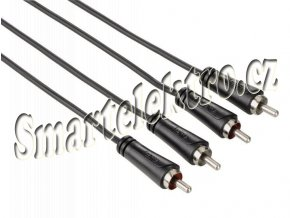 av kabel hama 2 cinch 2 cinch 3 0m h122273