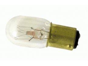 zarovka narva hruskova bajonet 15w 240v