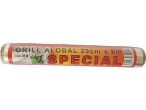 Alobal na grilování 29 cmx6 m/0,025 mm