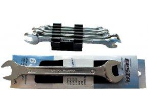 Klíče ploché 6-22 mm 8 ks