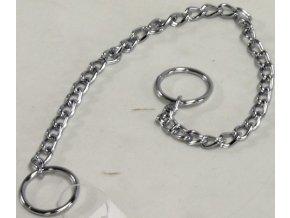 Řetěz - obojek stahovací 1,6mm/30cm