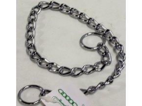 Řetěz - obojek stahovací 3,0mm/50cm