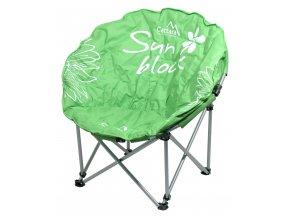 Kempingová židle Cattara FLOWERS 13470
