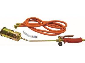Hořák PB 60 mm opalovací 35 kW/850 mm s hadicí 3 m