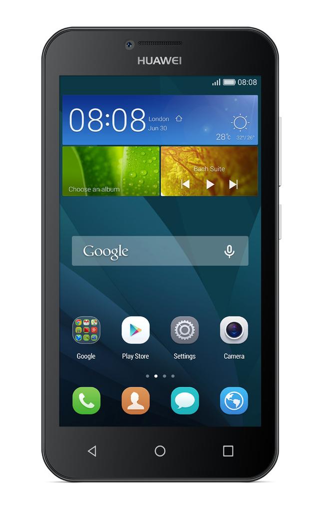 Huawei Y5 II Dual černý