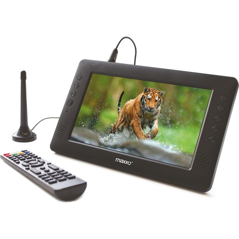 Televize Maxxo mini TV HD – T2 HEVC/H.265 +