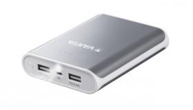 Záložní zdroj energie VARTA PowerPack 10400mAh, 2xUSB, 1xmicroUSB 57961