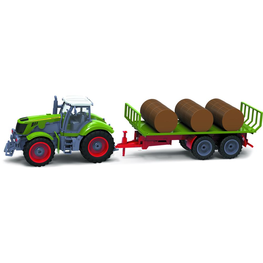 BUDDY TOYS BRC 28.622 RC Traktor + vlečka