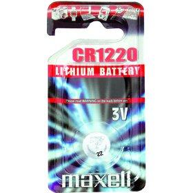 Baterie Maxell CR 1220 1ks