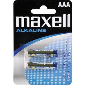 Baterie MAXELL Alkaline AAA 2ks