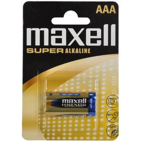 Baterie Maxell Super AAA 2ks